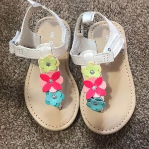 Baby carters sandals size 5